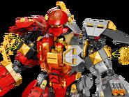 71720 Le Robot de feu et de pierre 6