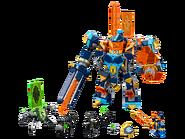 72004 L'Armure 3-en-1 de Clay