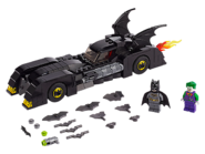 76119 Batmobile La poursuite du Joker