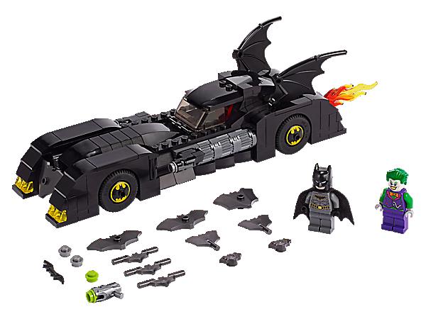 76119 Du Lego Powered Poursuite JokerWiki Fandom BatmobileLa tshdCxQr