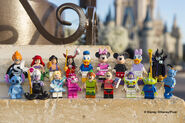 HighRes DisneyMinifigures