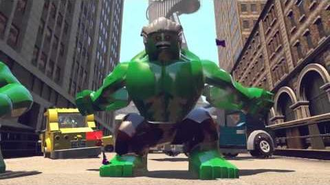 LEGO Marvel Super Heroes Stan Lee Trailer