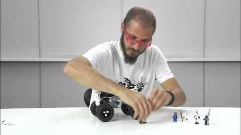 LEGO Ninjago - Skull Truck Designer Video