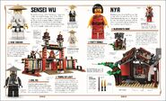 LEGO Ninjago The Visual Dictionary 2