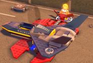 Lego S.H.I.E.L.D. Jetfighter