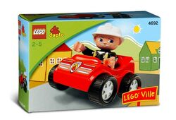 4692 Fire Car