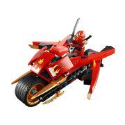 9441 La moto de Kai 2
