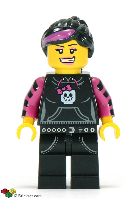 NEW LEGO Skater Girl Series 6 FROM SET 8827  COLLECTIBLES col06-12