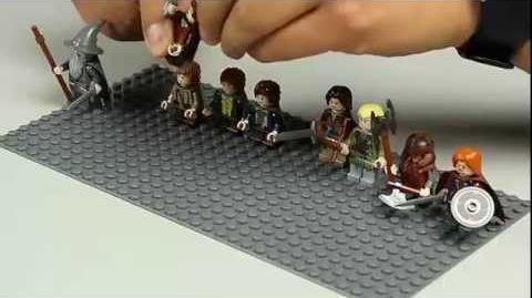 LEGO The Lord of the Rings - Minifigure Design & Development