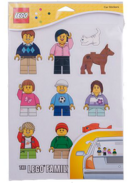 Minifigure Stickers 2