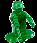Petit soldat vert 1-7595
