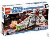 Republic Attack Gunship 7676