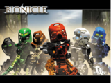 BIONICLE storyline