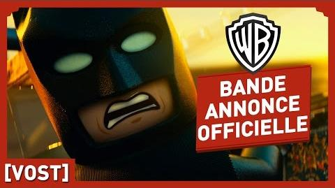 THE LEGO BATMAN MOVIE - Bande Annonce Officielle 2 (VOST)