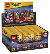 The LEGO Batman Movie Box
