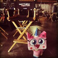 The LEGO Movie 2-Unikitty Plushie