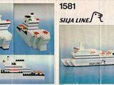 1581 Silja Line Ferry