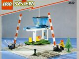 4532 Manual Level Crossing
