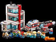 60204 L'hôpital LEGO City