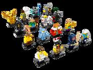 71011 Minifigures Série 15 2