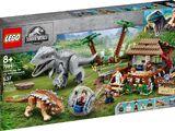 75941 Indominous Rex vs. Ankylosaurus