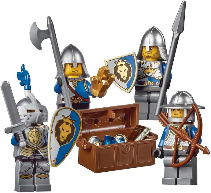 850888 Lion Knight Battlepack | Brickipedia | FANDOM powered by Wikia