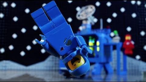 Benny Saves Bricksburg - THE LEGO MOVIE 2 - The LEGO Movie ReTeling
