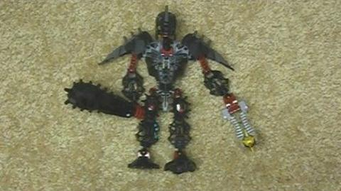 Bionicle Review Glatorian Legends Stronius