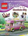 LEGO Friends: L'album des autocollants - Heartlake City