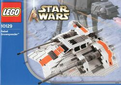 10129-2 Rebel Snowspeeder