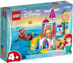 41160 Ariel's Seaside Castle Box