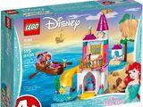41160 Ariel's Seaside Castle