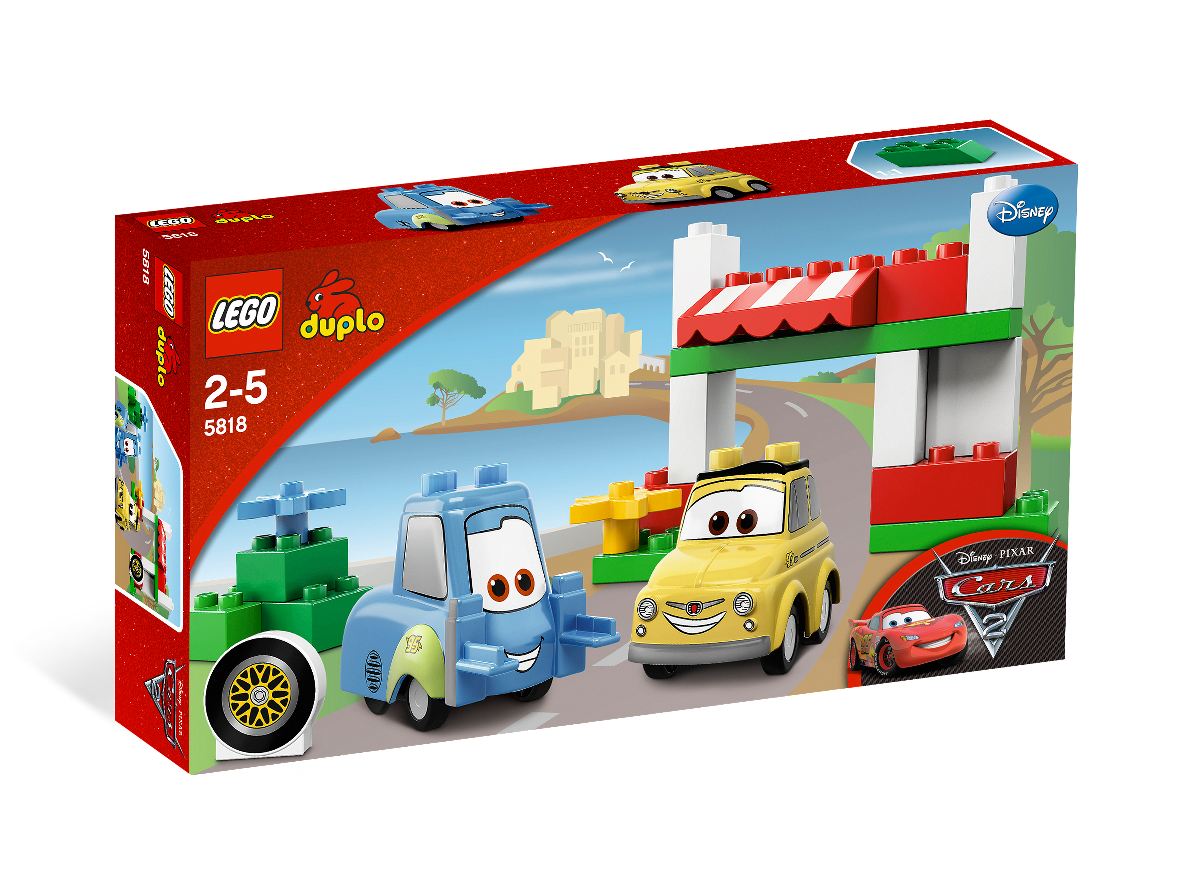 Lego Duplo Cars 2 Instructions User Guide Manual That Easy To Read