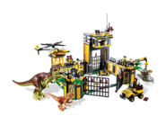 5887 Le QG de défense contre les dinosaures 3