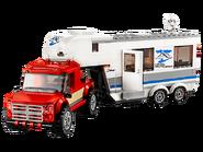 60182 Le pick-up et sa caravane 2