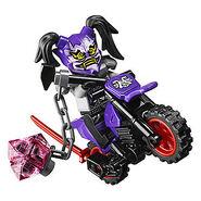 70641-5 Ultra Violet's Bike