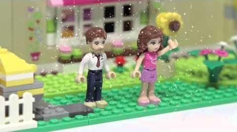 LEGO Friends - Happy Holidays