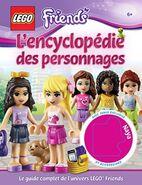 LEGO Friends L'encyclopédie des personnages
