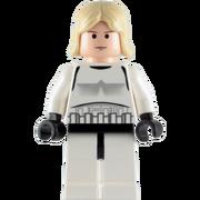 Luke Stormtrooper Death Star