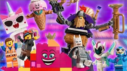 The LEGO Movie 2 The Second Part - The Song That Will Get Stuck Inside Your Head