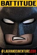The LEGO Movie Battitude