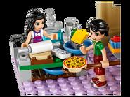 41311 La pizzeria de Heartlake City 4