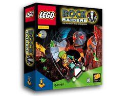 5708 LEGO Rock Raiders - PC CD-ROM
