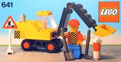641 Excavator