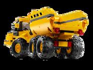 7631 Le camion benne 4
