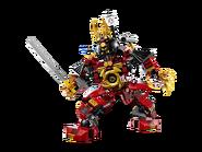 9448 Le robot Samouraï 5