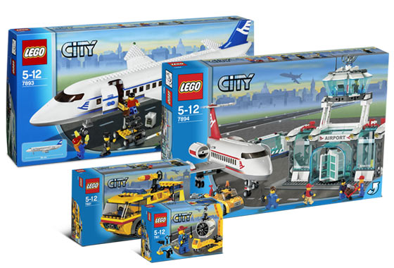 K7894 City Airport Collection | Brickipedia | FANDOM powered by Wikia
