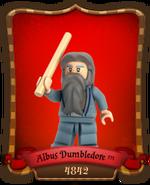 Carte Professeur Dumbledore-4842