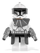 Clone Commander Gray