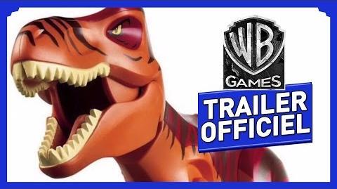 LEGO Jurassic World - Trailer Bande Annonce Officielle